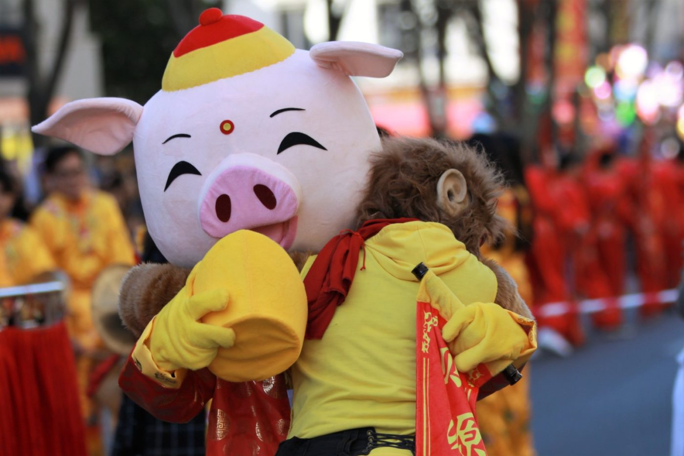 Sortie Nouvel an chinois 2019